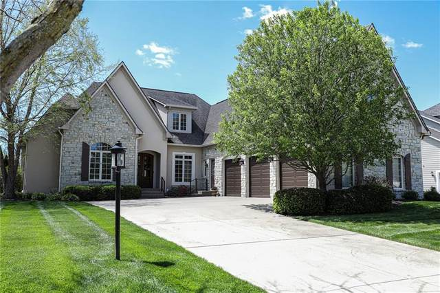 14720 Macduff Drive, Noblesville, IN 46062 (MLS #21782676) :: Anthony Robinson & AMR Real Estate Group LLC
