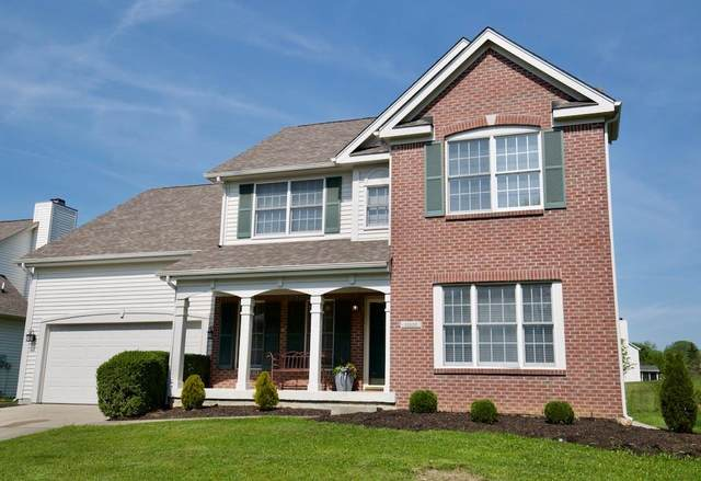 12100 Flagstone Drive, Fishers, IN 46038 (MLS #21782703) :: Quorum Realty Group