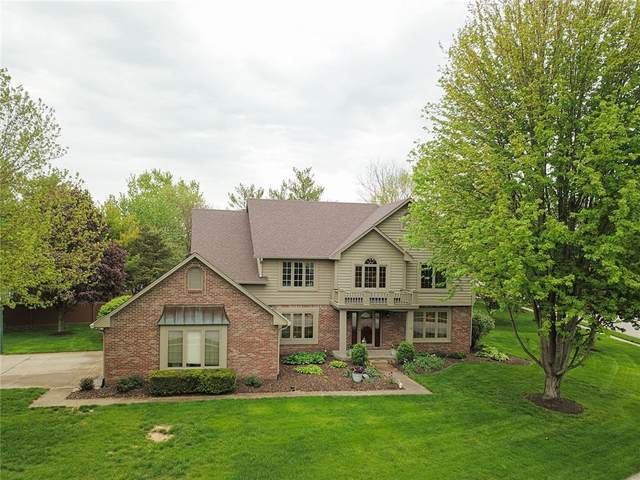 1185 Woodgate Drive, Carmel, IN 46033 (MLS #21782708) :: Mike Price Realty Team - RE/MAX Centerstone