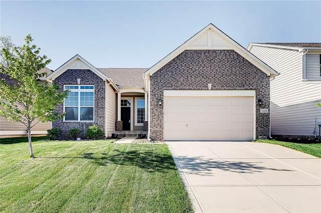 13496 Hawks Nest Drive, Fishers, IN 46037 (MLS #21782719) :: RE/MAX Legacy