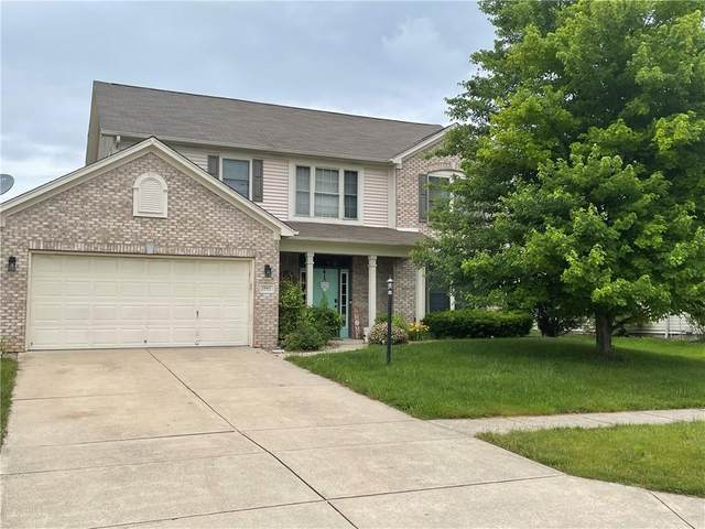 1042 Fountain Grass Drive, Greenwood, IN 46143 (MLS #21782734) :: RE/MAX Legacy