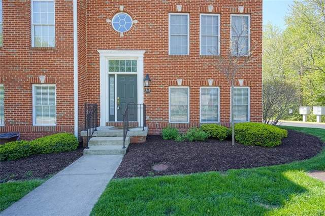 341 Autumn Drive, Carmel, IN 46032 (MLS #21782755) :: Richwine Elite Group