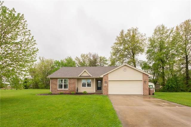 5082 Finchbrook Drive, Columbus, IN 47201 (MLS #21782762) :: AR/haus Group Realty