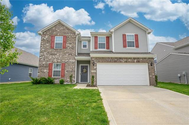 1273 Greenbriar Way, Franklin, IN 46131 (MLS #21782774) :: Heard Real Estate Team | eXp Realty, LLC