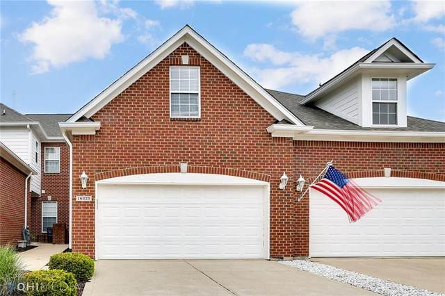 16333 Meadowlands Ln Lane, Westfield, IN 46074 (MLS #21782779) :: RE/MAX Legacy