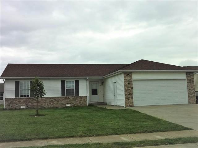 1635 W Freedom Street, Greensburg, IN 47240 (MLS #21782781) :: The ORR Home Selling Team
