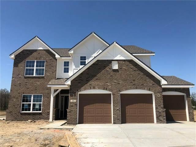 880 Declaration Drive, Pittsboro, IN 46167 (MLS #21782799) :: Heard Real Estate Team | eXp Realty, LLC