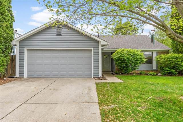 4290 Eagle Lake Drive, Indianapolis, IN 46254 (MLS #21782810) :: Heard Real Estate Team | eXp Realty, LLC