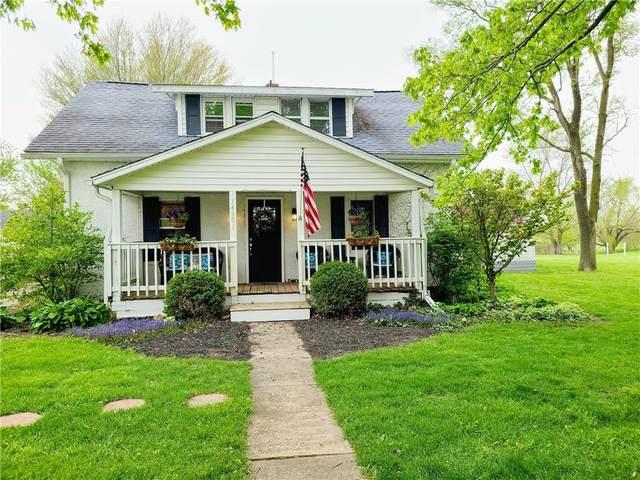 14301 N Cr 600 W, Gaston, IN 47342 (MLS #21782811) :: The ORR Home Selling Team