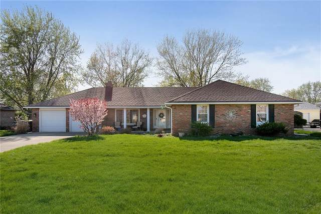 33 S Lansdown Way, Anderson, IN 46012 (MLS #21782822) :: AR/haus Group Realty