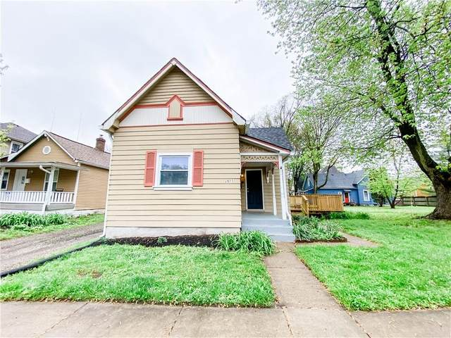 1511 E Ohio Street, Indianapolis, IN 46201 (MLS #21782834) :: RE/MAX Legacy
