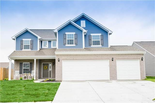 1387 Crabapple Road, Franklin, IN 46131 (MLS #21782842) :: The ORR Home Selling Team