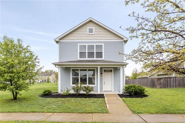 2948 E Tabor Street, Indianapolis, IN 46203 (MLS #21782854) :: Anthony Robinson & AMR Real Estate Group LLC