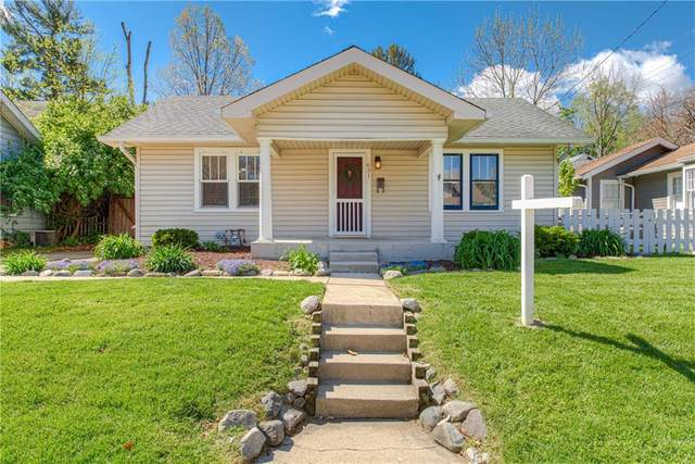 631 E 60TH Street, Indianapolis, IN 46220 (MLS #21782862) :: AR/haus Group Realty