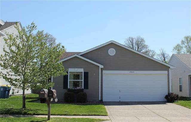 1905 Blue Pine Lane, Indianapolis, IN 46231 (MLS #21782871) :: RE/MAX Legacy