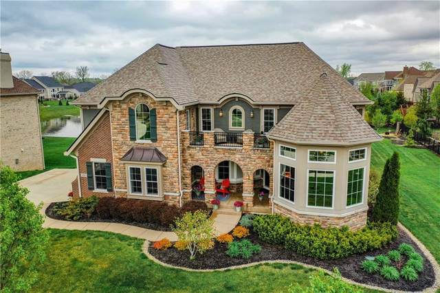 14261 Overbrook Drive, Carmel, IN 46074 (MLS #21782892) :: Heard Real Estate Team | eXp Realty, LLC