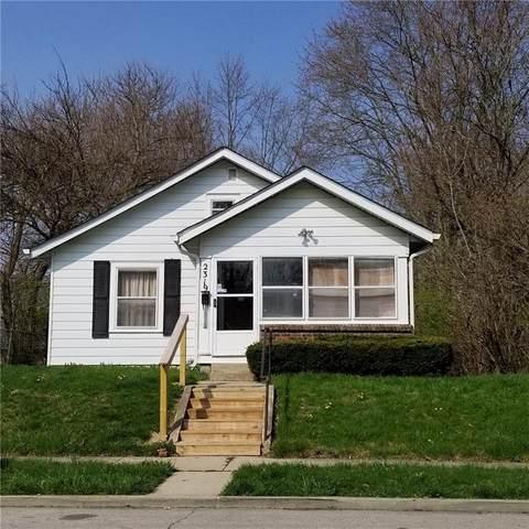 2319 Fairview Street, Anderson, IN 46016 (MLS #21782909) :: Ferris Property Group