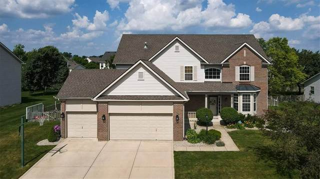 2167 Cassia Drive, Plainfield, IN 46168 (MLS #21782913) :: Mike Price Realty Team - RE/MAX Centerstone