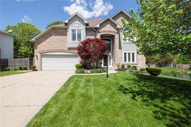 1980 Hill Valley Court, Carmel, IN 46280 (MLS #21782915) :: The Evelo Team