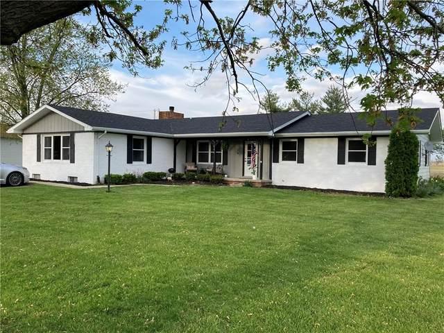 7644 N County Road 800 W, Saint Paul, IN 47272 (MLS #21782922) :: The ORR Home Selling Team