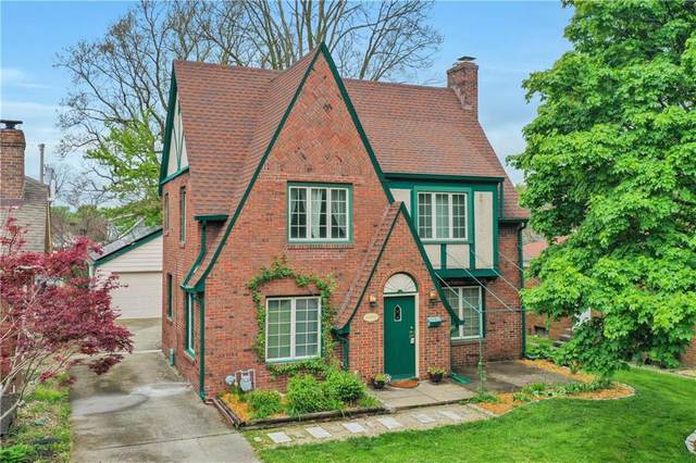 58 N Pasadena Street, Indianapolis, IN 46219 (MLS #21782927) :: Mike Price Realty Team - RE/MAX Centerstone