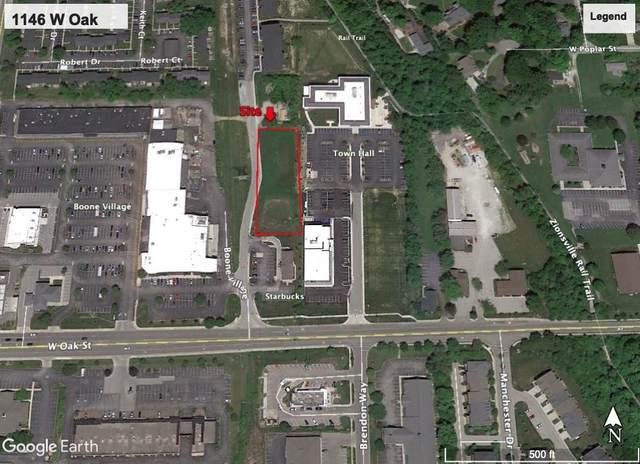 1146 W Oak Street, Zionsville, IN 46077 (MLS #21782933) :: Heard Real Estate Team   eXp Realty, LLC