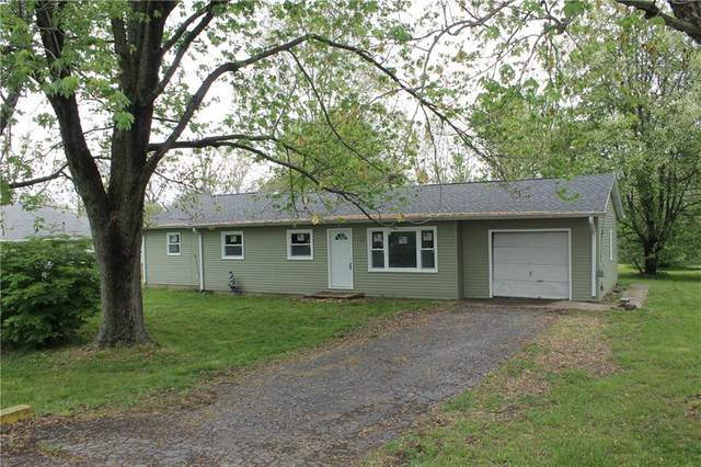 13163 N Forest Drive, Camby, IN 46113 (MLS #21782940) :: Mike Price Realty Team - RE/MAX Centerstone