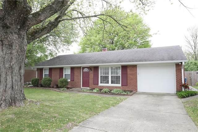 404 Jefferson Boulevard, Greenfield, IN 46140 (MLS #21782956) :: Heard Real Estate Team | eXp Realty, LLC