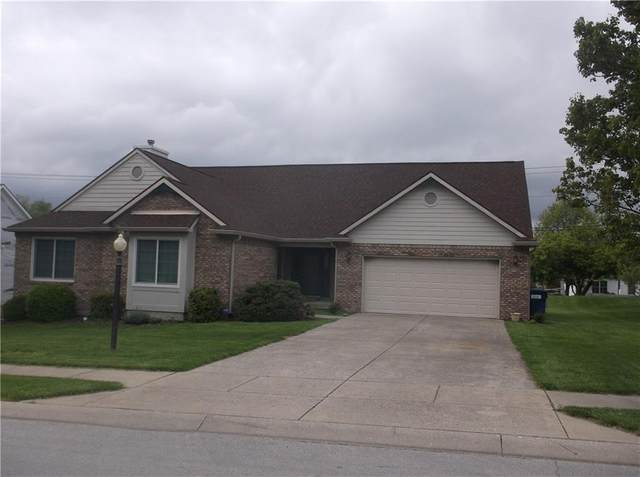 1045 Shadowlawn Avenue, Greencastle, IN 46135 (MLS #21782970) :: The Evelo Team