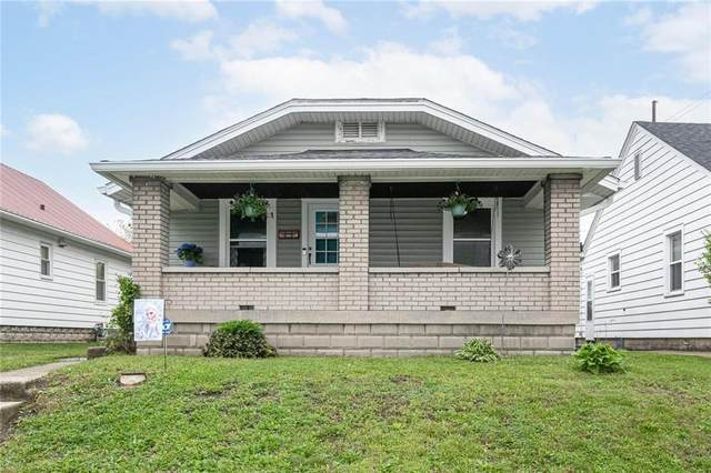 88 N 9TH Avenue, Beech Grove, IN 46107 (MLS #21782973) :: RE/MAX Legacy