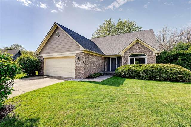 1815 Sailing Court, Indianapolis, IN 46260 (MLS #21782977) :: Richwine Elite Group