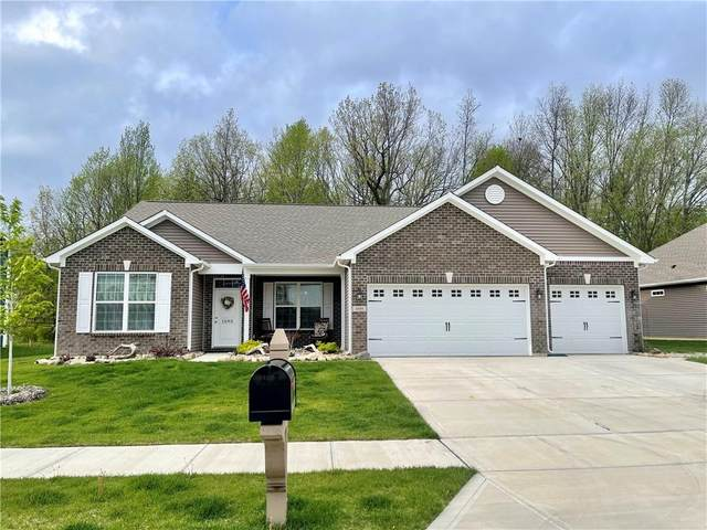 1695 Foudray Circle S, Avon, IN 46123 (MLS #21782988) :: Richwine Elite Group