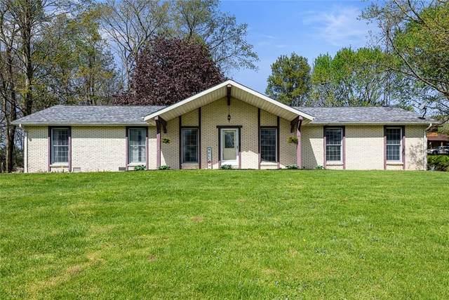 9881 N Ammerman Drive, Springport, IN 47386 (MLS #21783003) :: The ORR Home Selling Team