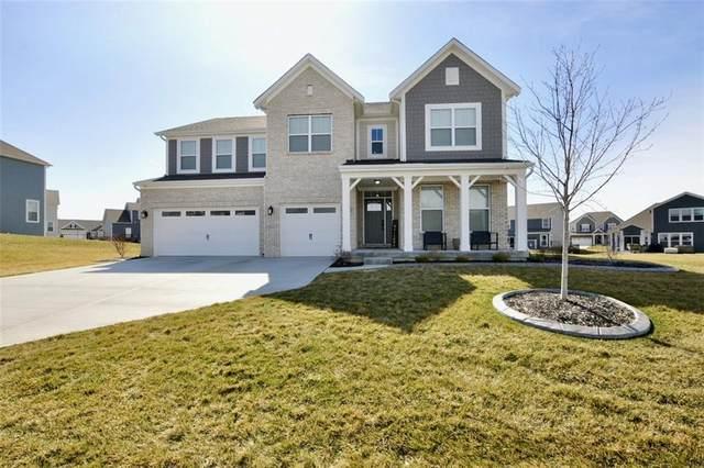 4121 Hunt Club Parkway, Bargersville, IN 46106 (MLS #21783010) :: Heard Real Estate Team | eXp Realty, LLC