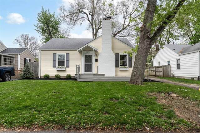 5231 Rosslyn Avenue, Indianapolis, IN 46220 (MLS #21783012) :: AR/haus Group Realty