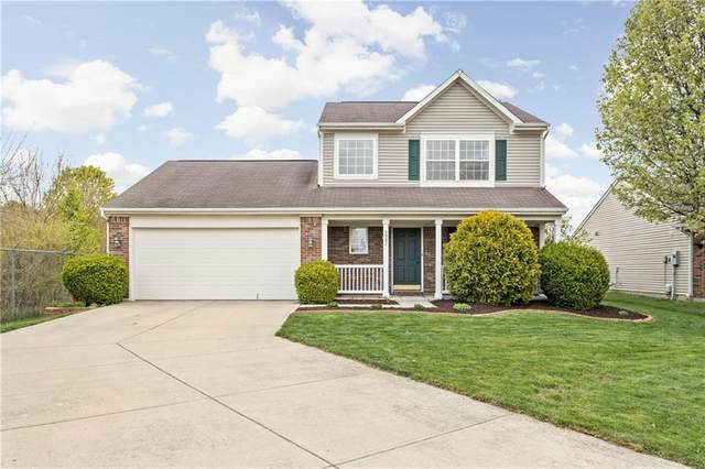 5901 Sugarloaf Drive, Plainfield, IN 46168 (MLS #21783015) :: AR/haus Group Realty