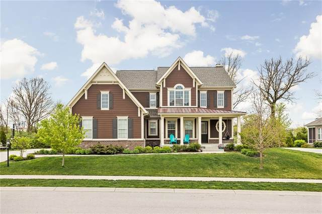 2834 Pyrenean Place, Westfield, IN 46074 (MLS #21783023) :: Ferris Property Group