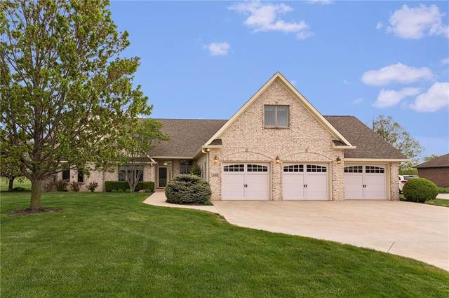 3418 Timber Valley Drive, Kokomo, IN 46902 (MLS #21783035) :: AR/haus Group Realty