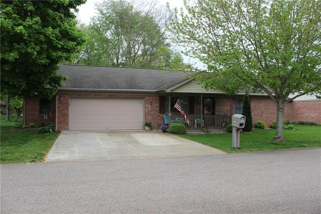 126 N Deer Cliff Drive, Crawfordsville, IN 47933 (MLS #21783042) :: Heard Real Estate Team | eXp Realty, LLC