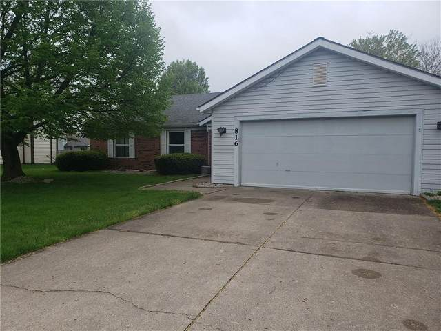 816 Woodmere Drive, Lafayette, IN 47905 (MLS #21783047) :: AR/haus Group Realty