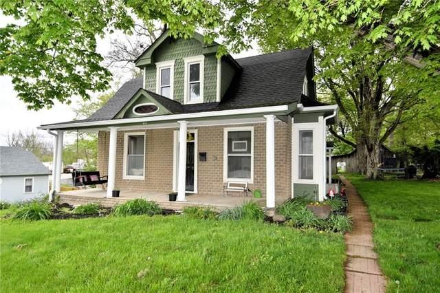 46 W Main Street, Brownsburg, IN 46112 (MLS #21783049) :: Heard Real Estate Team   eXp Realty, LLC
