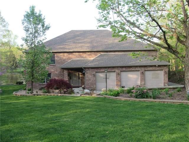 4747 S Wellington Boulevard, Crawfordsville, IN 47933 (MLS #21783054) :: The ORR Home Selling Team