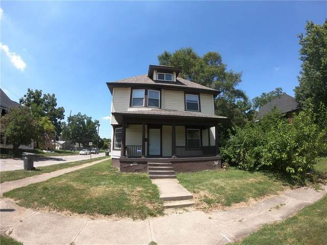 2402 Carrollton Avenue, Indianapolis, IN 46205 (MLS #21783062) :: Richwine Elite Group