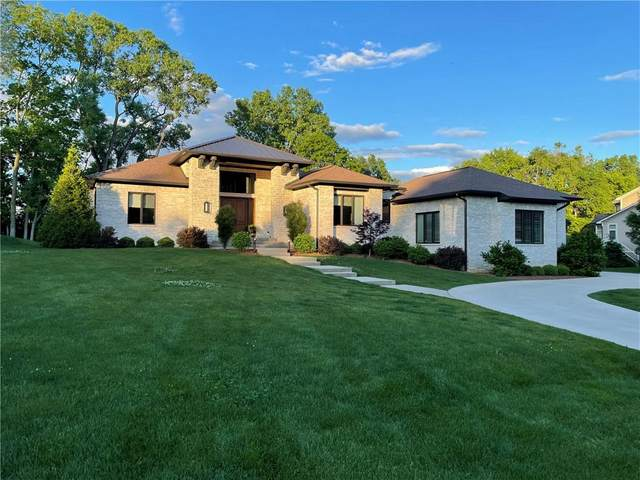 540 Isenhour Hills Drive, Zionsville, IN 46077 (MLS #21783080) :: Anthony Robinson & AMR Real Estate Group LLC