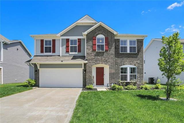 4237 Blue Note Drive, Indianapolis, IN 46239 (MLS #21783081) :: Heard Real Estate Team | eXp Realty, LLC