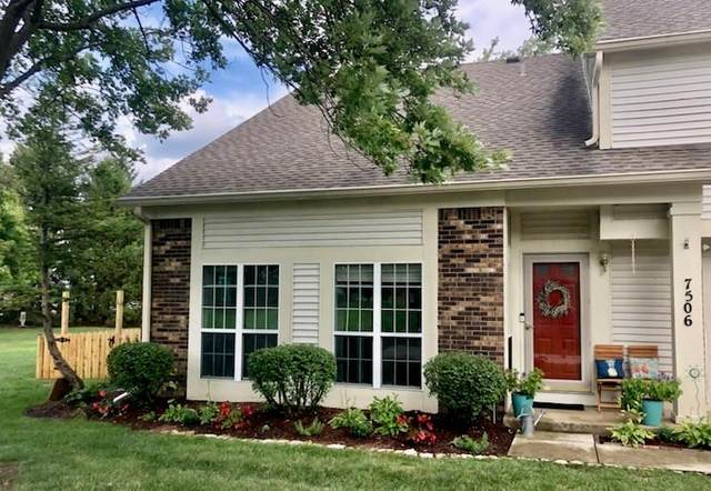 7506 Castleton Farms Drive N #63, Indianapolis, IN 46256 (MLS #21783084) :: RE/MAX Legacy