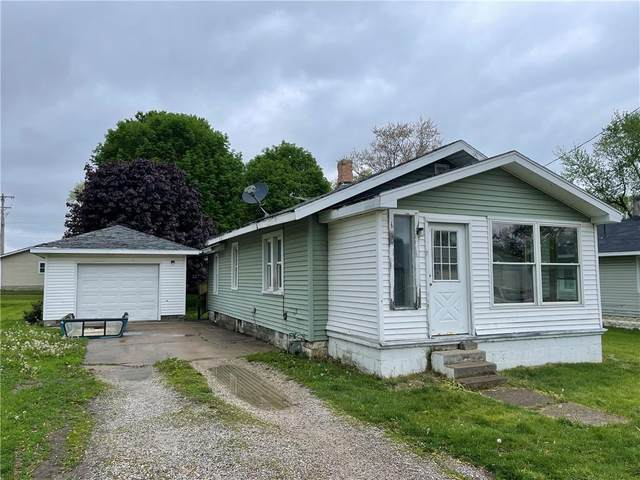 115 E College Street, Bainbridge, IN 46105 (MLS #21783087) :: Mike Price Realty Team - RE/MAX Centerstone