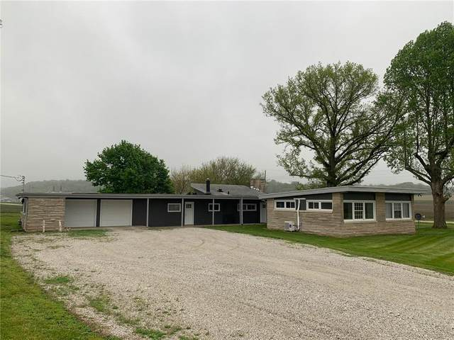 6036 W Leatherwood Rd, Montezuma, IN 47862 (MLS #21783088) :: Mike Price Realty Team - RE/MAX Centerstone