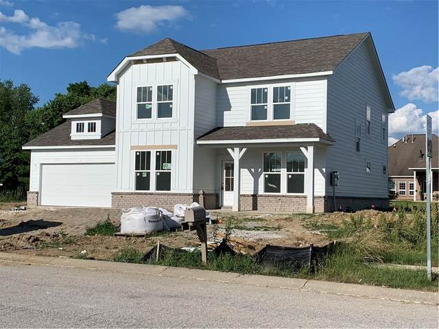 4992 Fennel Drive, Pittsboro, IN 46167 (MLS #21783090) :: The Indy Property Source