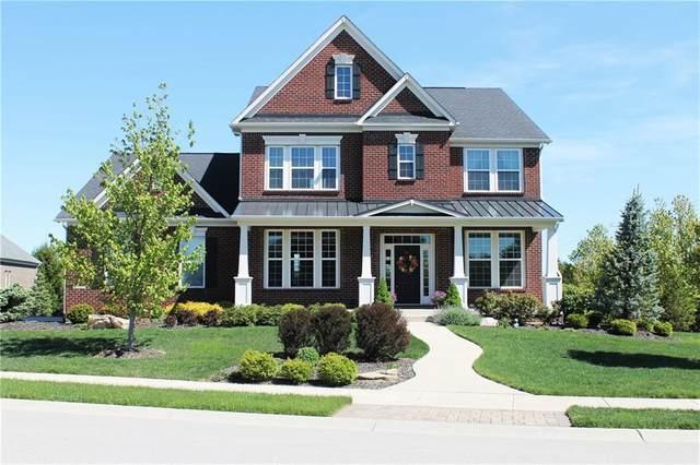 698 Mcnamara Court, Carmel, IN 46032 (MLS #21783091) :: Keller & Corbett Real Estate